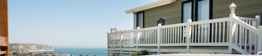 Holiday home with sea views
