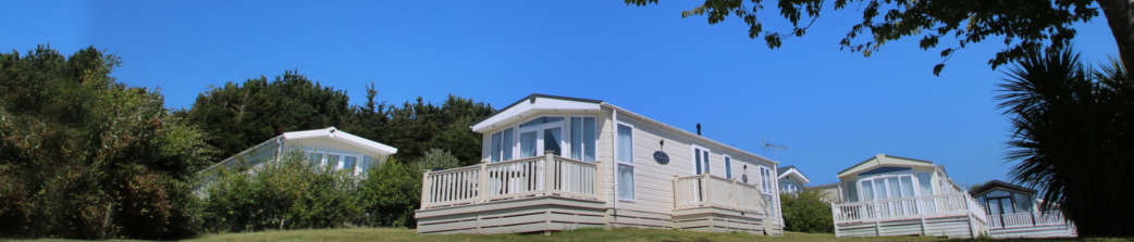 Caravans Holiday Home Ownership Park Setting