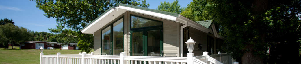 Holiday Home Lodge Summer Shorefield