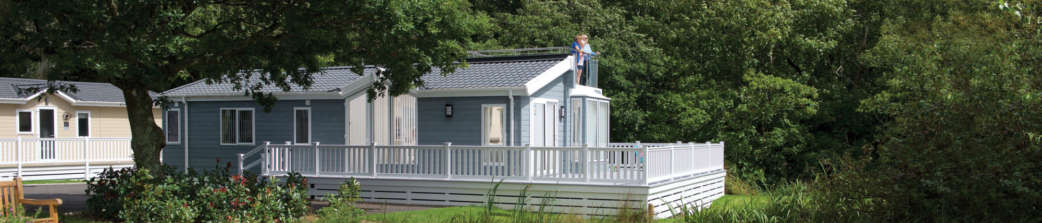 Luxurious Holiday Lodge With Rooftop Balcony New Forest