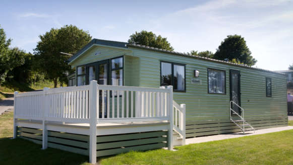 Preowned Caravan Holiday Home Ownership Swanage