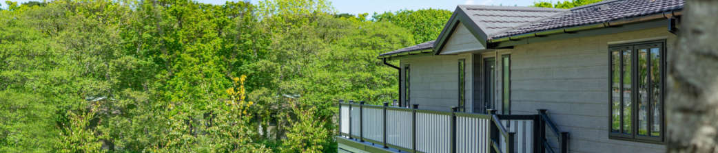 Forest holiday home reserve now low deposit