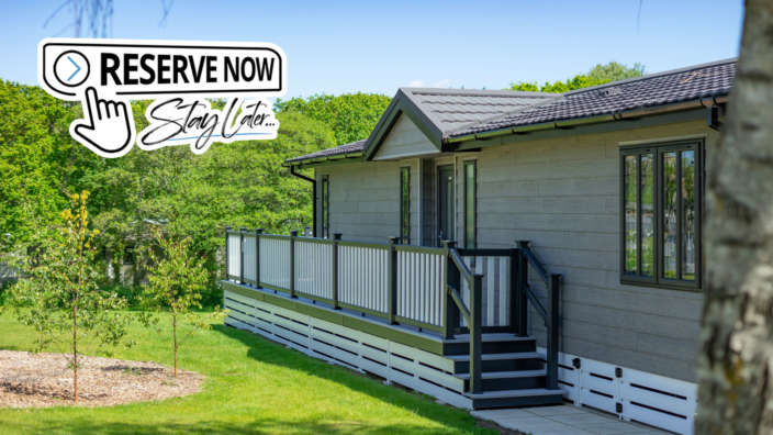 Reserve now stay later holiday home