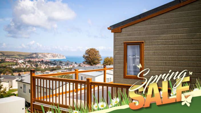 Spring-holiday-home-sale-Swanage-Coastal-Park