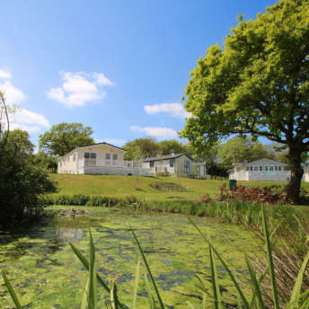 Shorefield Country Park Ownership Lodges Lake