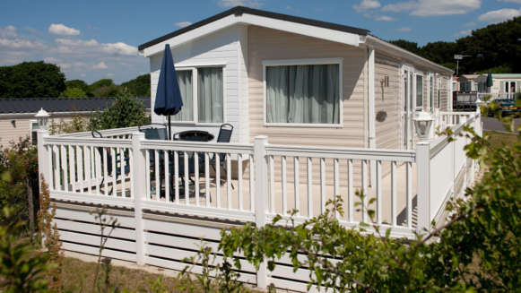 Preowned Caravan Holiday Homes