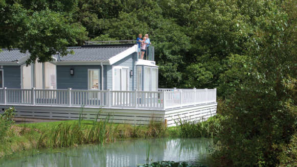 Ownership Lodges New Forest South Coast Hampshire