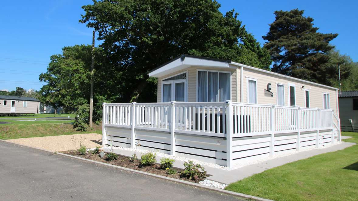 Holiday Home Summer Forest Edge Holiday Park