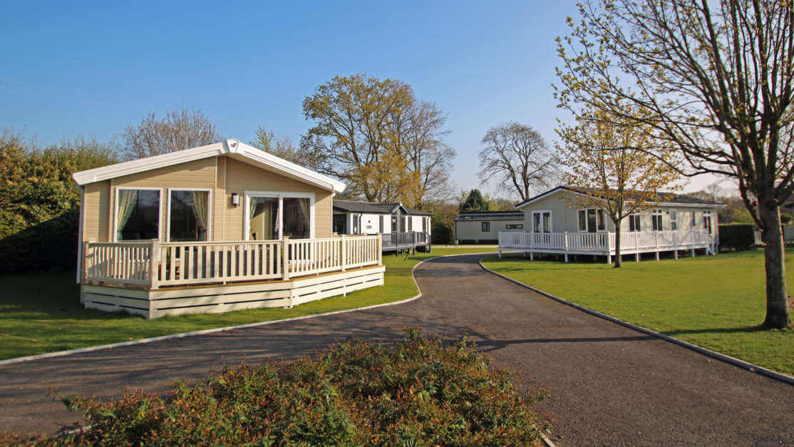 Merley Court Holiday Park ownership lodges