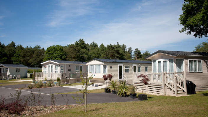Oakdene Caravan Holiday Homes