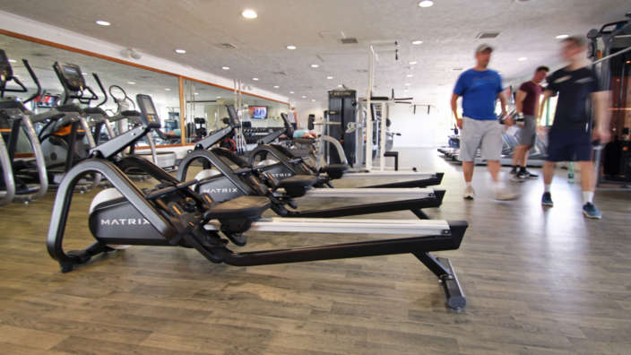 Fantastic Fitness Machines And Gym Equipment