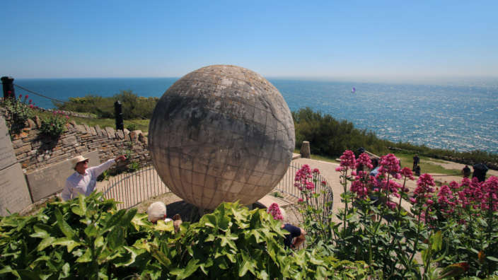 The Great Globe Durlston Country Park Swanage