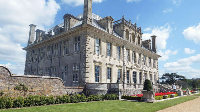 Kingston Lacy Historical House