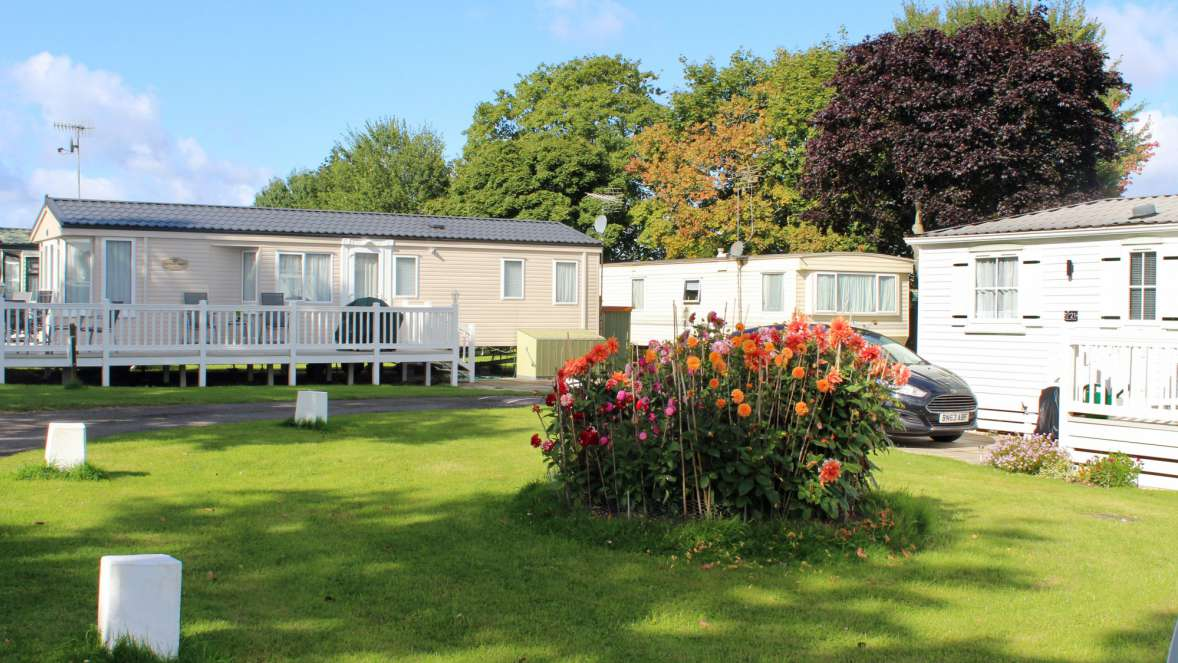 Caravan Holilday Homes Wilksworth