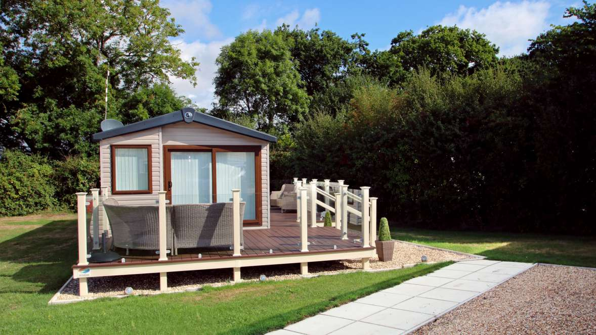 Holiday Home Exterior Peaceful Dorset Park Wilksworth
