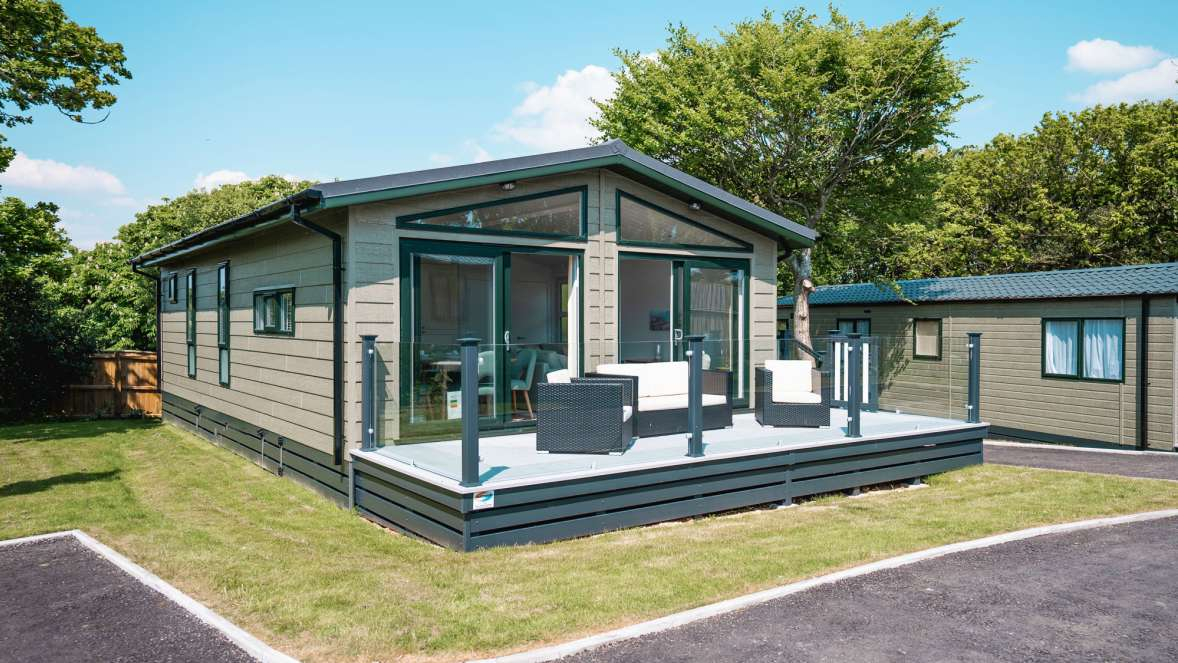 Luxurious Lodge New Forest Holiday Homes