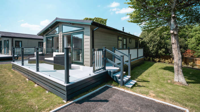 Luxurious Large Holiday Home Lodge New Forest