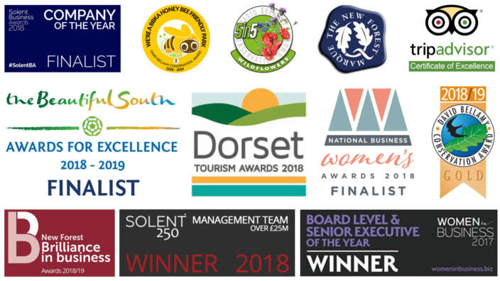 Award Winning Accreditations Logos