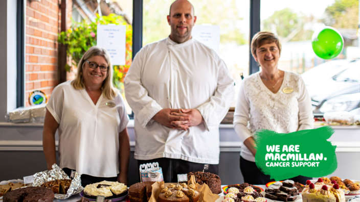 Shorefield-Holidays-host-bake-sale-to-fundraise-for-Macmillan-Cancer-Support