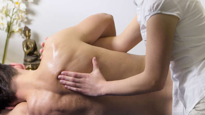 Sports Massage Available In Our Day Spa