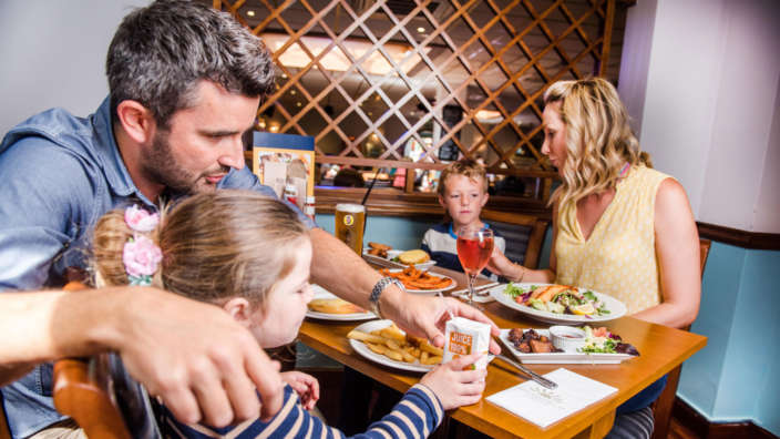 Discounts to holiday home owners in our restaurants